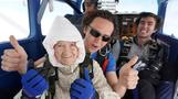 INSIGHT: 102-year-old granny goes skydiving