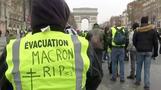 Paris: Gelbwesten-Proteste gehen in die fünfte Woche