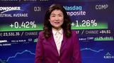 NY株続伸、アマゾンやネットフリックスが高い(7日)