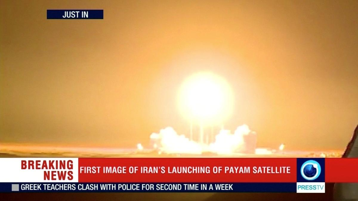 Iran ignores U.S. and attempts satellite launch