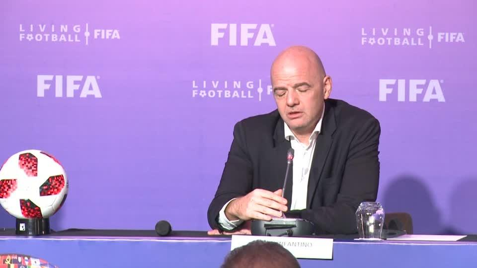 Most football associations support 48-team World Cup in Qatar - FIFA chief