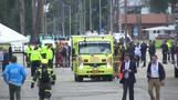 مقتل 10 في انفجار سيارة ملغومة بأكاديمية الشرطة في كولومبيا
