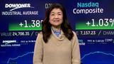 NY株4日続伸、米中貿易摩擦の緩和期待で(18日)