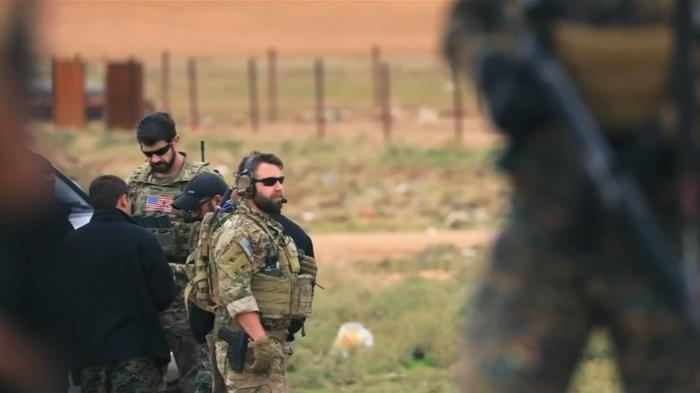 """""""There's no plan"""" in Syria, says former top U.S. official"""