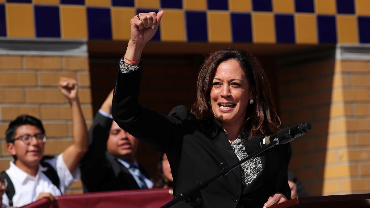 Kamala Harris jumps into 2020 White House race