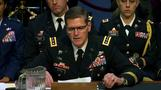 U.S. general says Trump didn't consult him on Syria