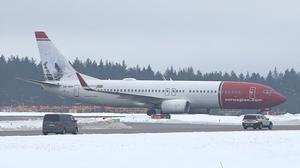 Norwegian flight returns to Stockholm airport after bomb threat