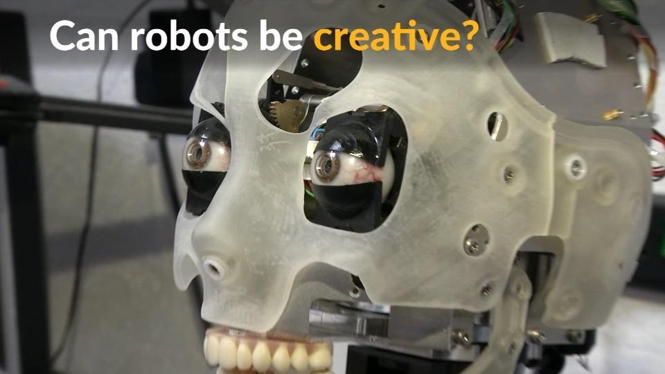 Meet Ai-Da the robot artist