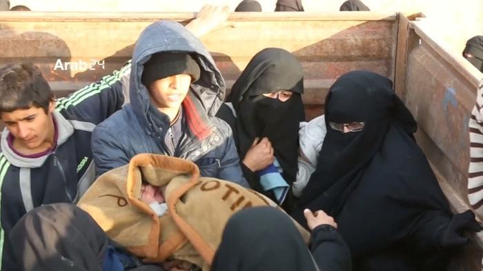 ISの外国人戦闘員は「時限爆弾」、身柄引受巡り困惑する欧州(字幕・18日)