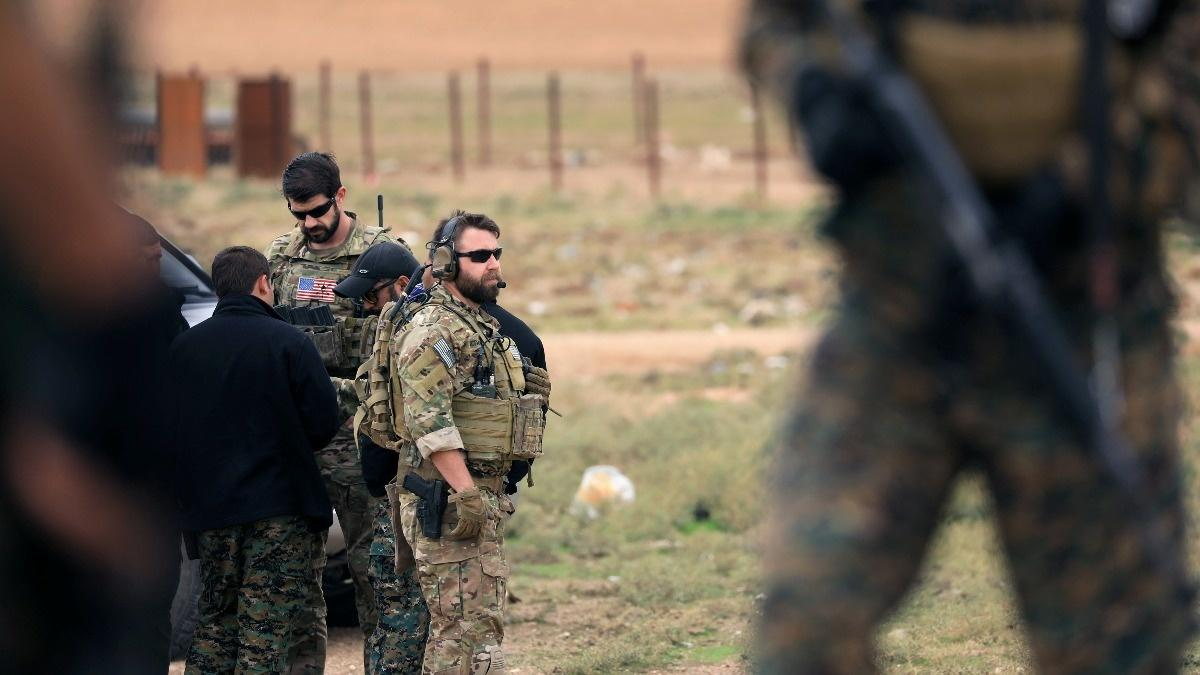 U.S troops to remain in Syria after pullout
