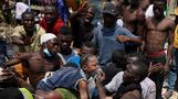 Children trapped in Nigeria building collapse