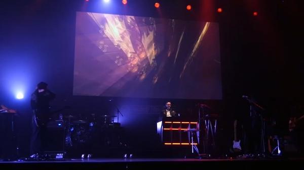 Eye-tracking device aids ALS DJ's performance