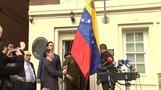 Maduros Bild wird abgehängt
