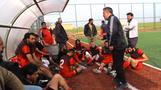 In rebel-held Syria soccer teams in league of their own