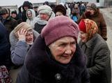 War weary Ukrainians want vote for peace