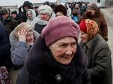 War weary Ukrainians want vote for peace