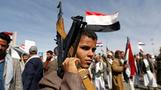Thousands rally in Yemen to mark 4 years of war