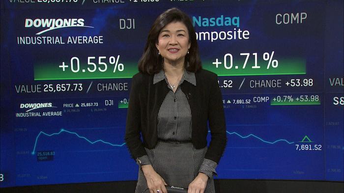 NY株上昇、金融株持ち直す(26日)