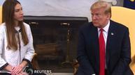 特朗普呼吁俄罗斯军人撤离委内瑞拉 称不排除任何选项