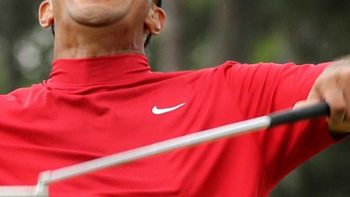 Tiger Woods triumph gives Nike a boost
