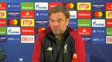"Klopp says Liverpool have a ""really tough job"" ahead of Porto clash"