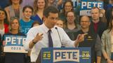 Buttigieg's response to an anti-gay protester