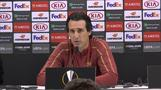 Emery says Arsenal won't sit back against Napoli