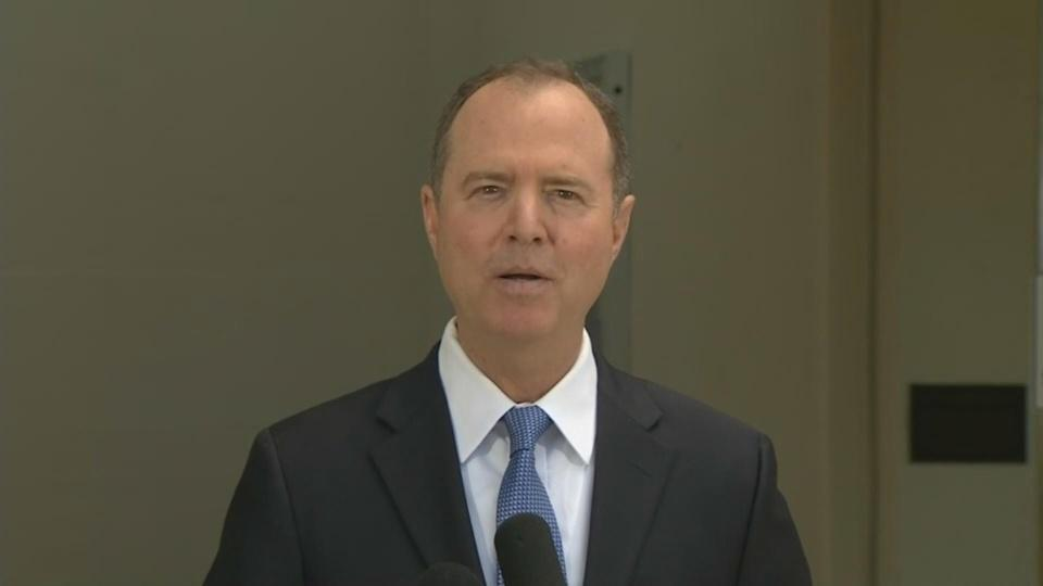 Report shows 'deeply alarming' acts of obstruction: Schiff