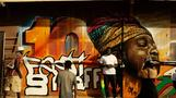 Senegalese graffiti festival attracts global artists