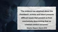 美发布通俄门调查报告 大量细节显示特朗普曾试图阻止调查
