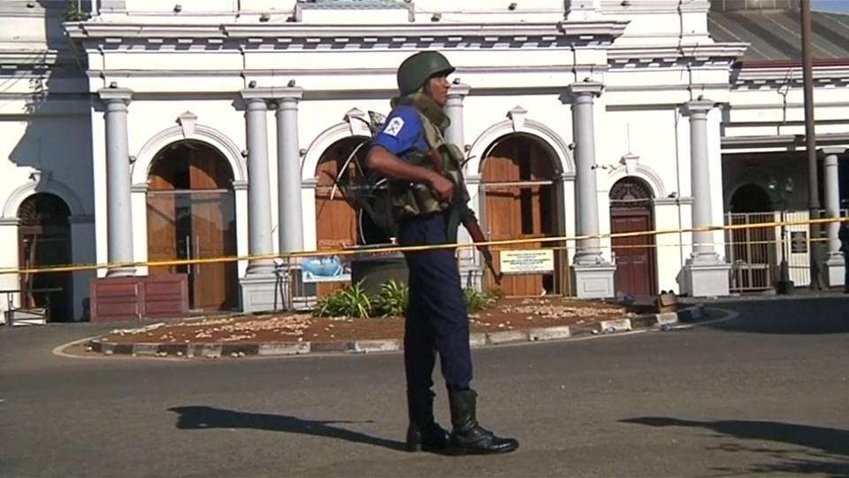 Sri Lanka attacks carried out by suicide bombers - investigator