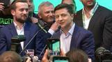 The roadblocks facing Ukraine's comic new leader