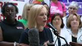 'Extremists' have 'no right' to choose: Gillibrand