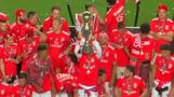 Benfica celebrate once again after clinching 37th Portuguese league title