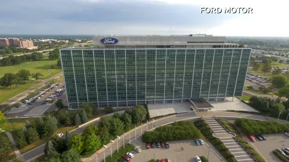 Ford cutting about 10% of global salaried workers