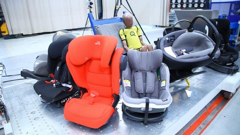 official photos 62a64 f879e Kindersitze: Meist sicher aber teuer | Reuters.com