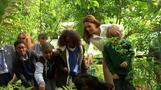 الأميرة البريطانية كيت تستعرض مهارتها في تنسيق الحدائق بمعرض تشيلسي للزهور