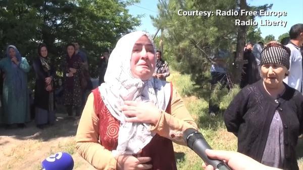 タジキスタンの刑務所を武装集団が襲撃、「イスラム国」関与か(字幕・20日)