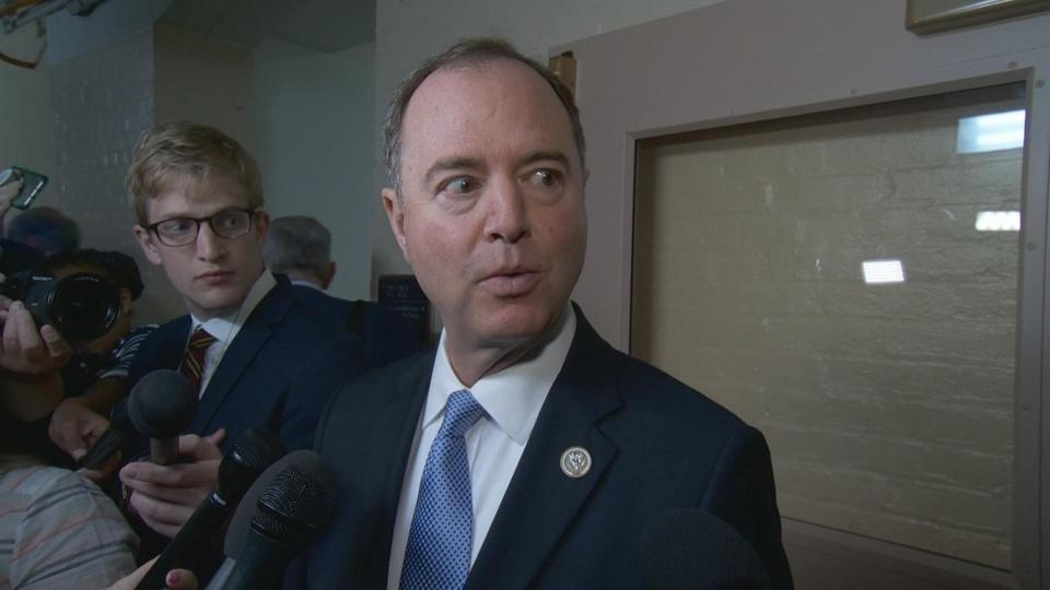 Schiff delays Barr subpoena after DOJ offer
