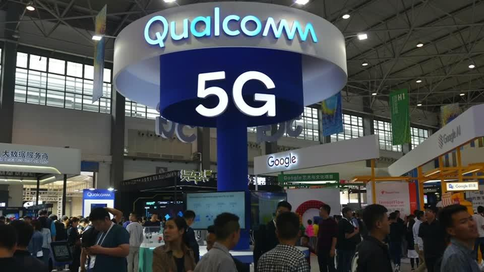Qualcomm shares rocked by antitrust ruling