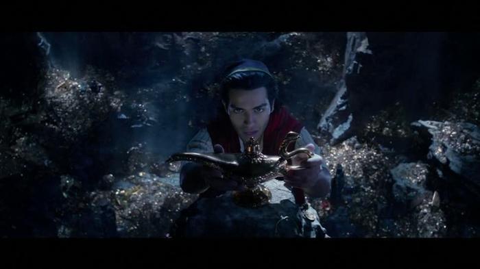 ディズニーの実写版「アラジン」、魔人役ウィル・スミスの不安とは(字幕・22日)