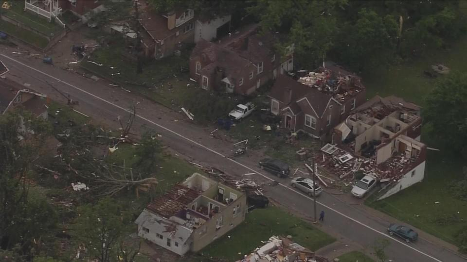 Missouri cleans up after devastating tornadoes
