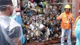 フィリピン、ゴミをカナダに返送 コンテナ69個(字幕・31日)