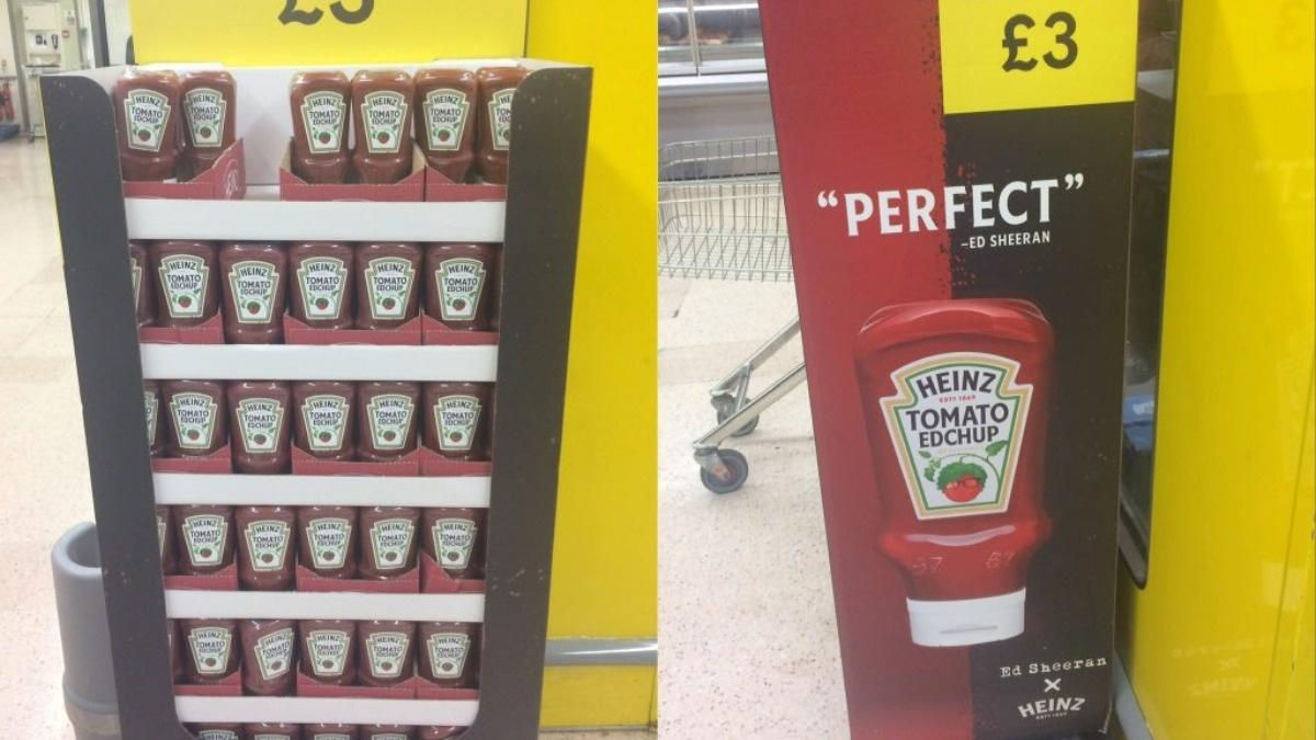 Ed Sheeran And Heinz Team Up For Tomato Edchup Reuters Com