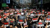 Hong Kong leader says sorry as '2 million' protest