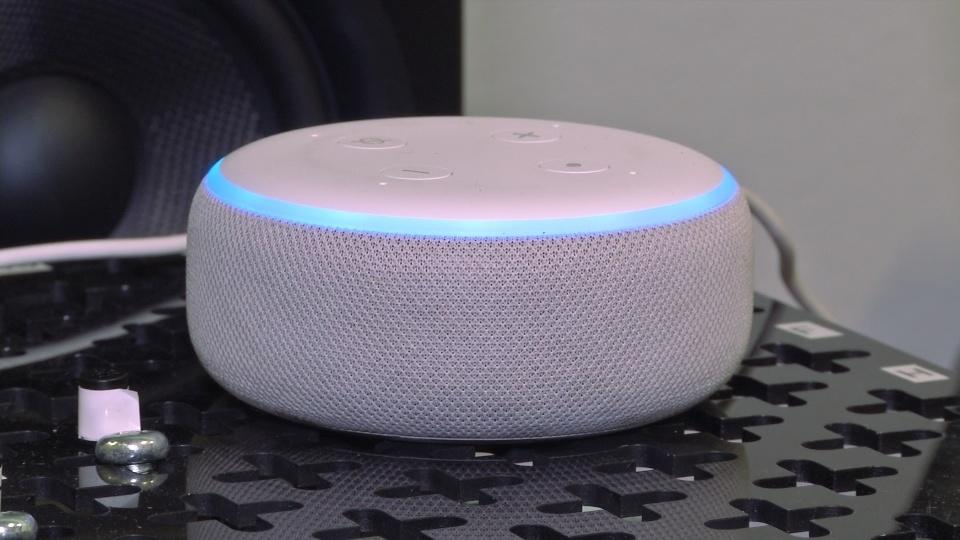 AI smart speaker tech means Alexa can always hear you