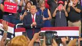 Trump startet Wahlkampf für 2020