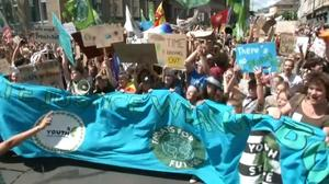 Fridays for Future: German youth lead climate change charge