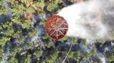 In der Lieberoser Heide brennt es weiter