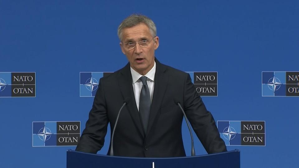 NATO calls on Russia to scrap new missile, warns of response